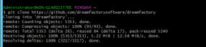 Git Clone DeramFactory