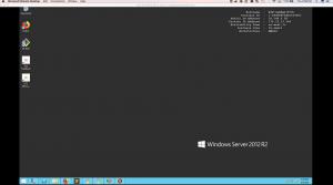 AWS Microsoft Server 2012 R2 Desktop