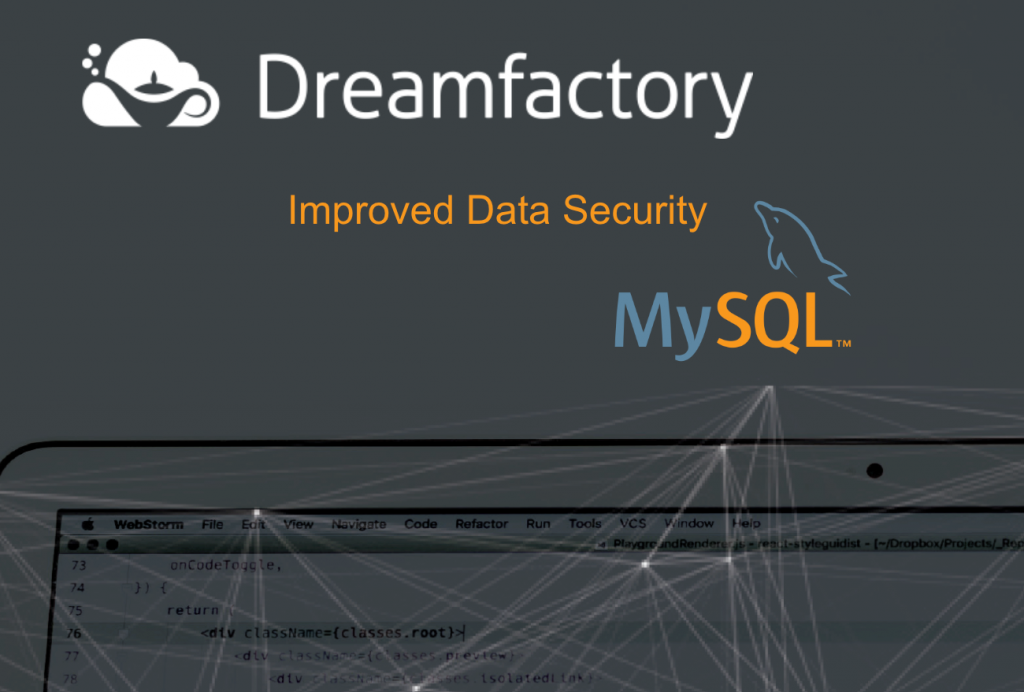 DreamFactory and MySQL