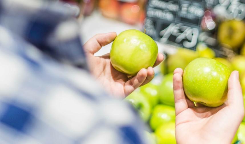 Comparing apples