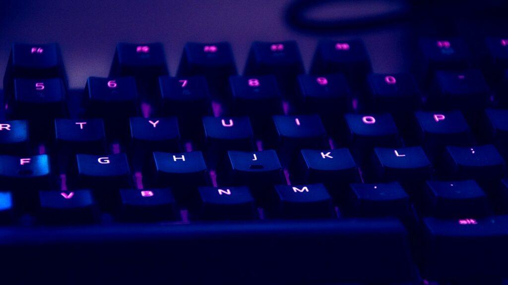 Keyboard to access an API Gateway