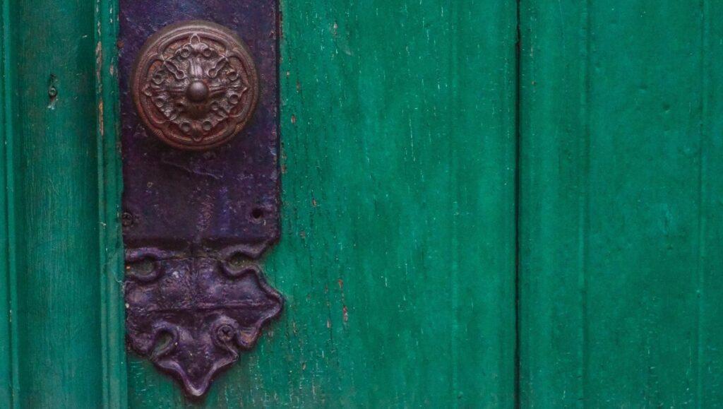 Green door of Access Management