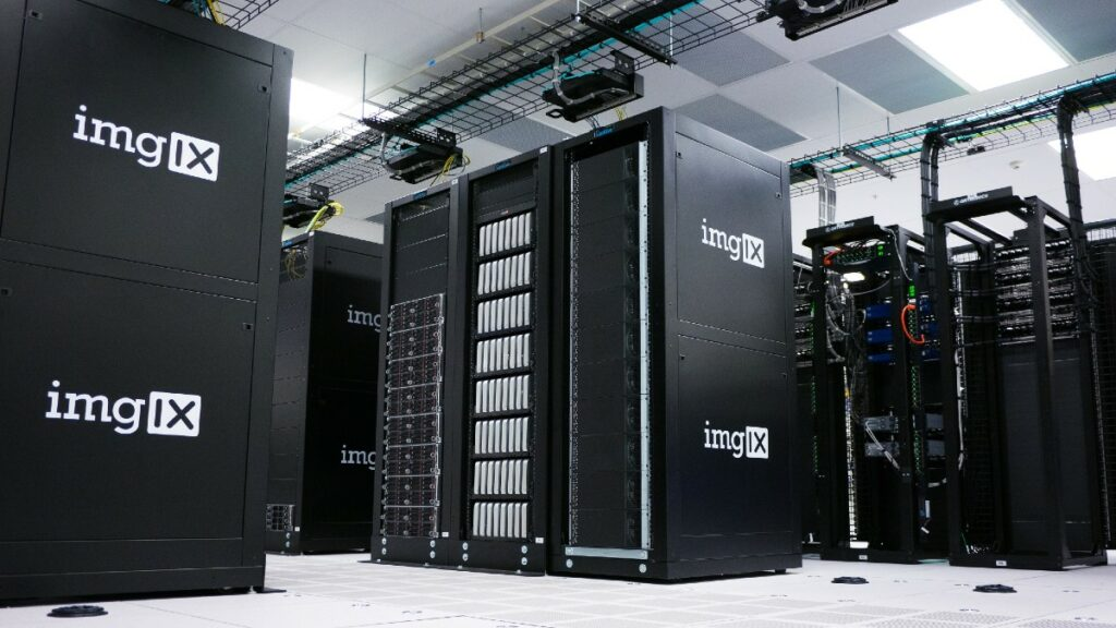 Data centre managing big data