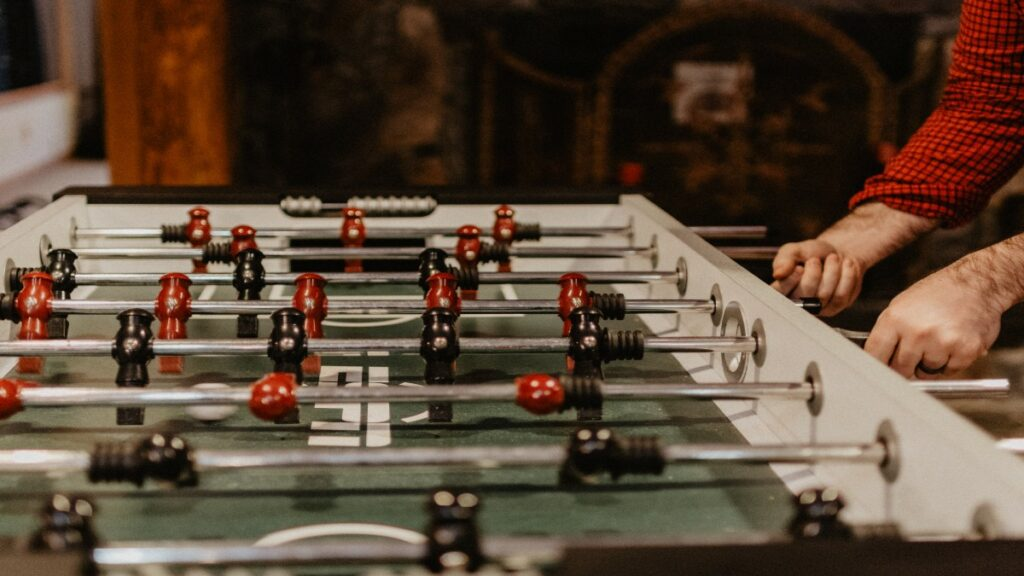 PostgreSQL and MySQL game
