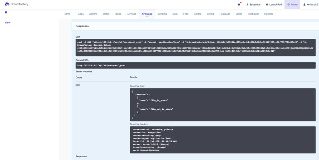 List PostgreSQL Procedures