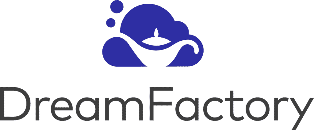 DreamFactory logo: Twilio APIs